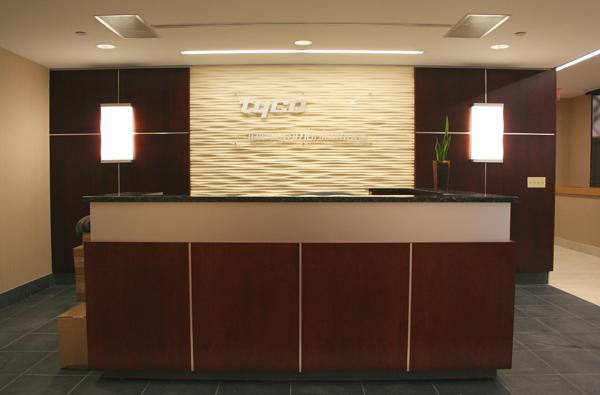 Arnold Reception Desks Inc Custom OFI